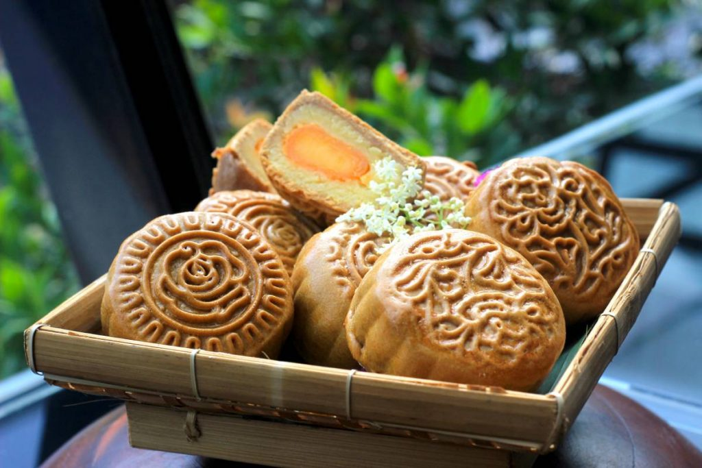 Moon Cake - All About Mung Beans at GrandKemang Jakarta - the best hotel at South Jakarta