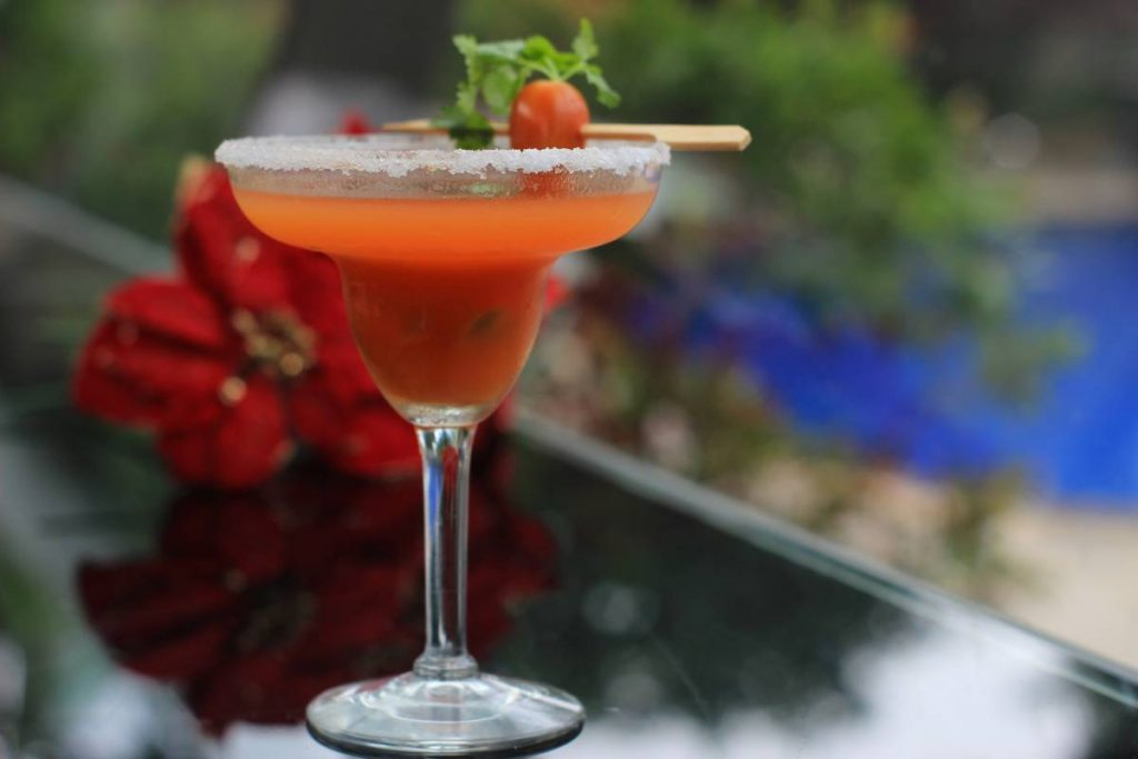to match you - great drink at GrandKemang Jakarta - the best hotel at South Jakarta