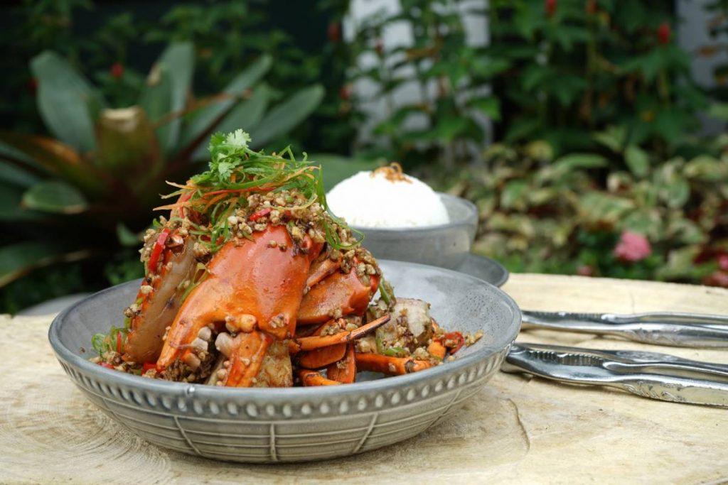Salt & Pepper Crab
