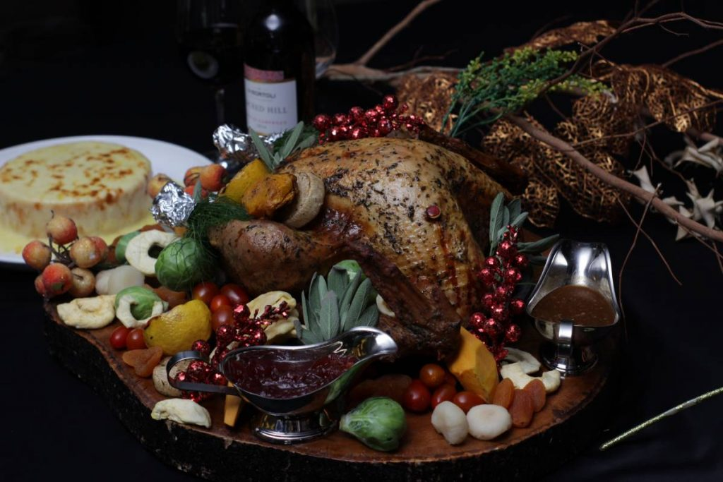 Thanksgiving Buffet Dinner at GrandKemang Jakarta - the best hotel at South Jakarta